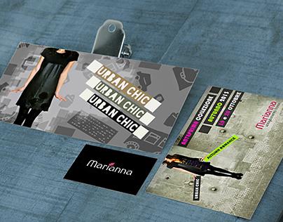GRAPHIC DESIGN - WEB GRAPHICS © Marianna