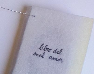 Libro del Mal Amor