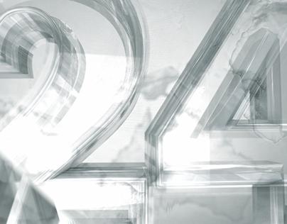RAI // Rai News 24 / Logo Animation
