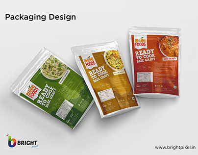 Packaging Design By Bright Pixel