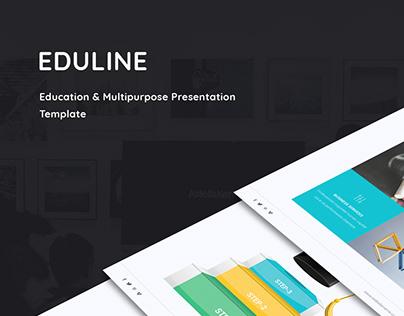 EDULINE - Education Template