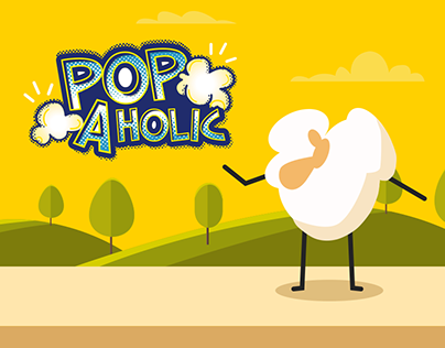 Popaholic Animated Ad