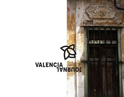 Valencia Journal. Proyecto de Identidad Corporativa.