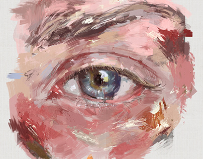 "How To Paint An ""Eye"""