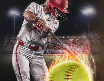 2019-2020 Alabama Softball Graphics