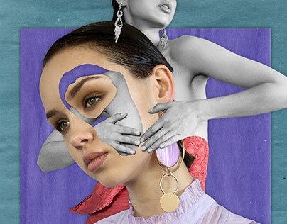 Fashion 4 Collage