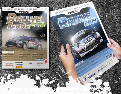 Championnat de France des rallyes 2014