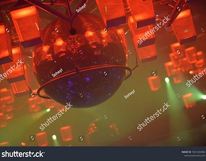 Disco Ball Dome