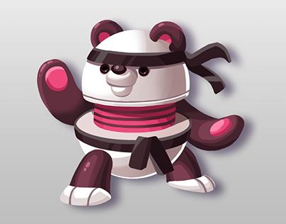 Various character designs for Picadilla Games