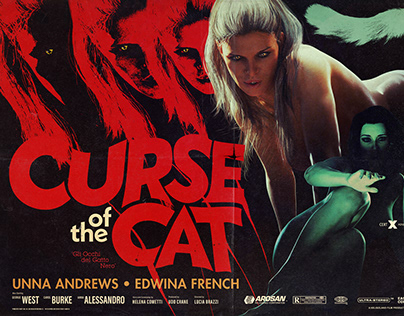 Curse of the Cat | Fake Movie Poster