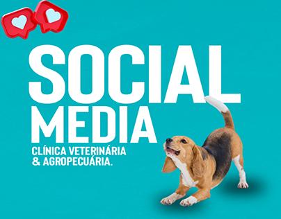 SOCIAL MEDIA - CLINIVET FARIAS