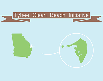 Tybee Clean Beach Infographic