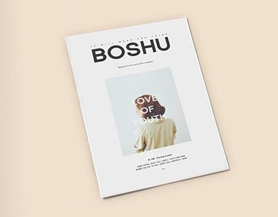 Magazine BOSHU #03
