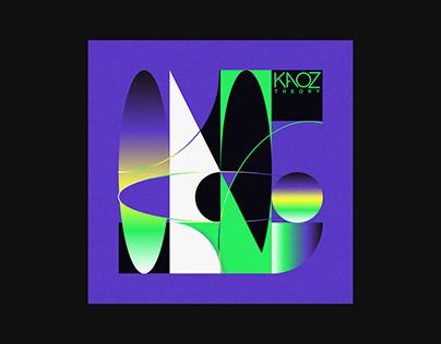 Artworks for Kaoz Theory #002 #003