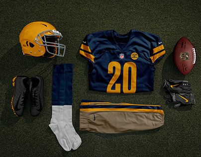 NFL - Green Bay Alternate Jersey Proposal