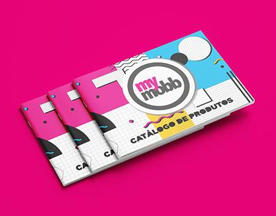Catálogo de Produtos 2020/21 + Redesign - My Mobb