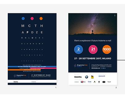 SingularityU Italy Summit 2017 - Coordinato evento