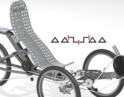 AAZZAA free recumbent trike construction plans