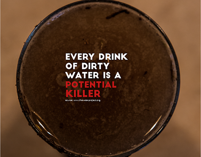 DIRTY WATER AWARENESS CAMPAIGN