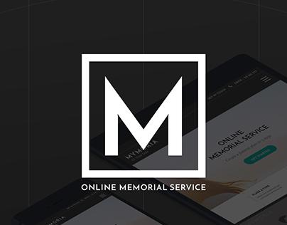 MYMORIA - Branding & Website