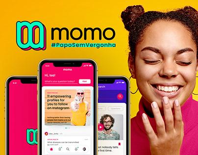 MOMO | UX - UI Project