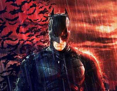 The Dark Knight series poster