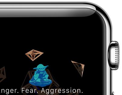 Star Wars x Apple Watch
