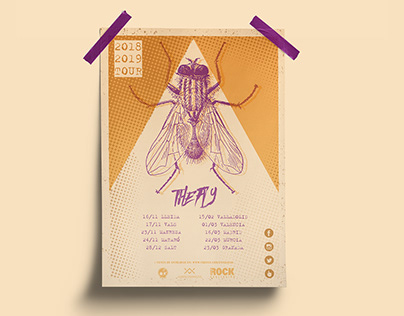 Póster | Tour TheFly