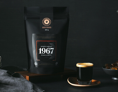Touché Coffee Rebrand