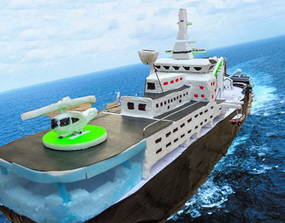 MODEL MAKING FUN : SHIP