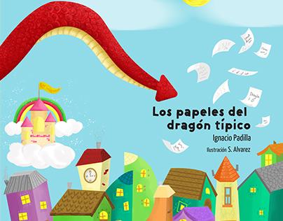 Los papeles del dragón típico - cover remake