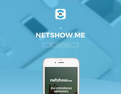 Netshow.me // App