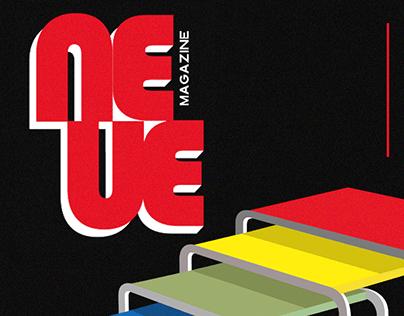 Revista NEUE - Bauhaus