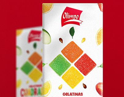 Gelatinas Olimpo