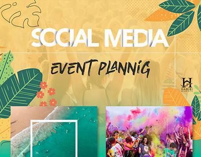 Habibi Event Social Media