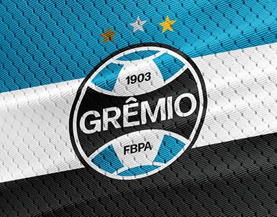 Grêmio FBPA | Redesign Concept