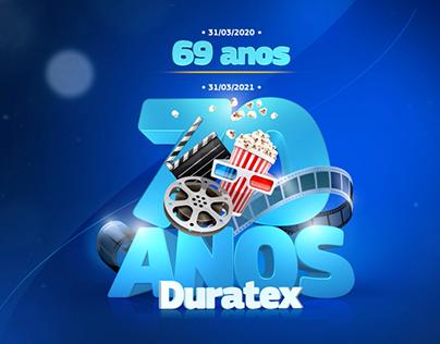 Duratex 70 anos, vídeo ação