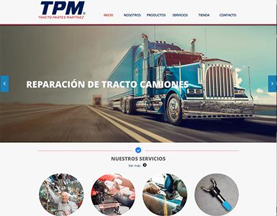 Sitio Web TPM