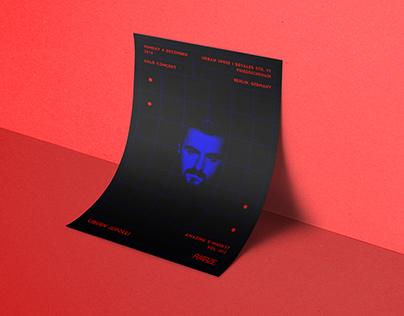 Liburn Jupolli @ A MAZE. Festival BERLIN | Poster