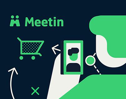 Meetin app