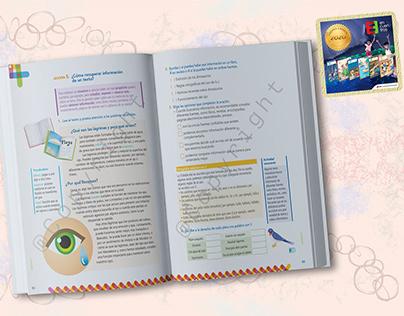 Español 3o. de primaria. Serie Encuentros