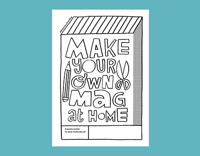 MAKE YOUR OWN MAG AT HOME