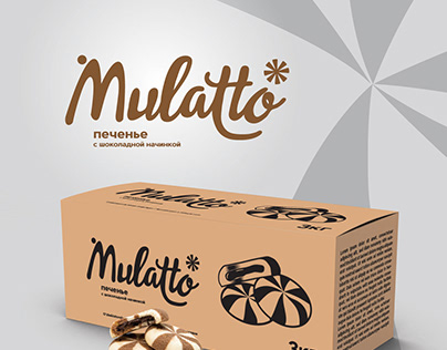 Mulatto | Logo | Boxdesign