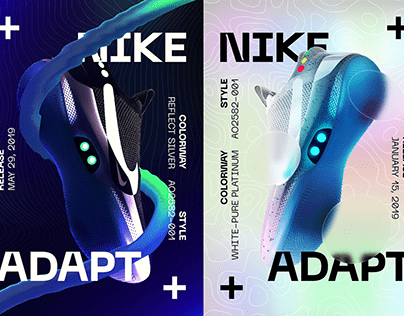 Nike Adapt Advertisement