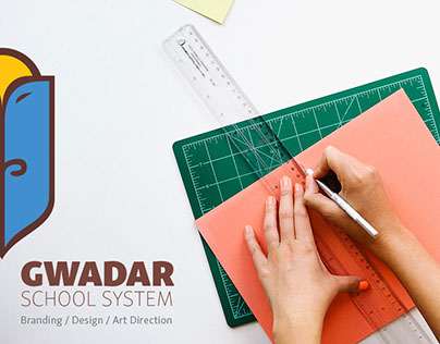 Gwadar School System - Branding