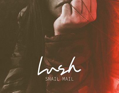 Propuesta Fotográfica álbum LUSH