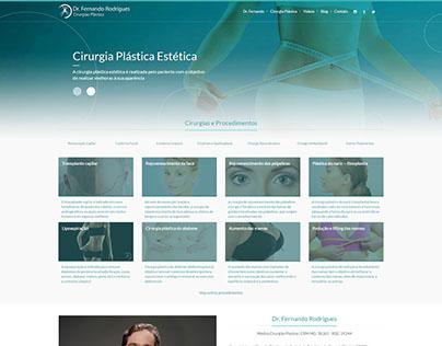 Dr Fernando Rodrigues - Cirurgia Plástica