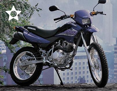 Honda NXR / Campaña