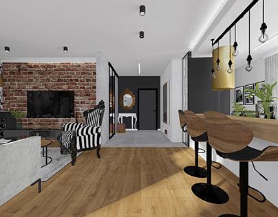 Apartament Mazowiecka