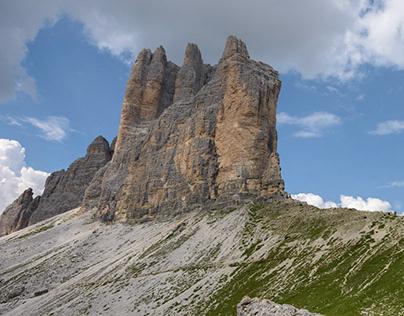 The Three Peaks UNESCO heritage